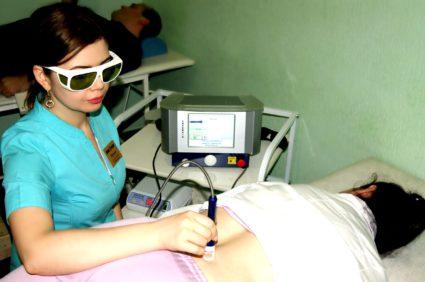 Терапия лазером набирает популярность