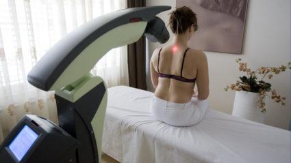 Лазеры помогают человеку становиться здоровее