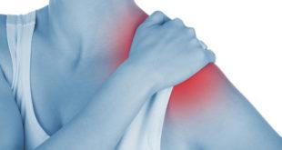 болит левое плече