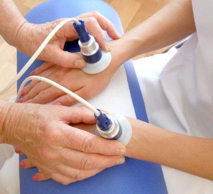 Лечение суставов лазерной терапией