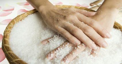 солевые повязки