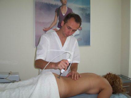 Массаж и ультразвук при проблемах костей
