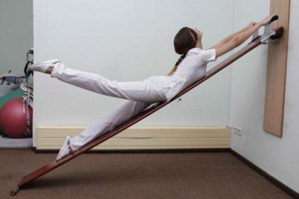 упражнения при боли спины или других проблемах