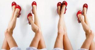 Красота женских ног завораживает