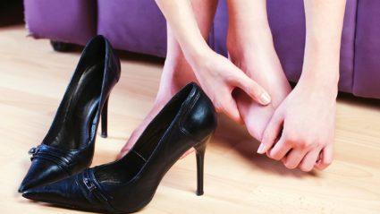 Обувь должна быть удобной