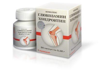 Таблетки для восстановления хряща