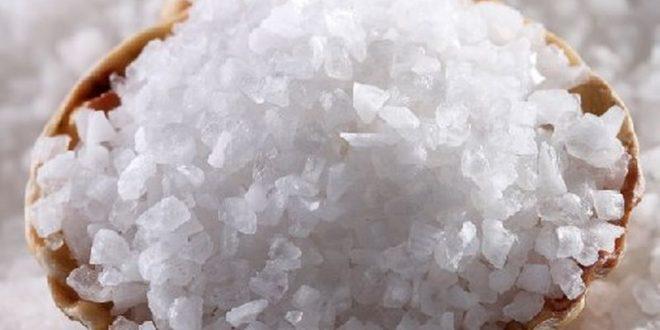 Соль применяется при лечении издавна