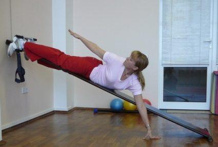 Тренажер можно использовать для разной группы мышц