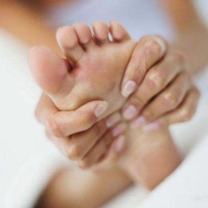 Наши ноги требуют внимания и заботы