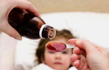 Препараты в микстуре легче всего давать детям