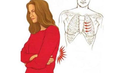 Болезнь приносит мучительные боли