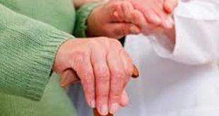 Человеку в любом возрасте необходима поддержка