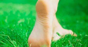 Голыми стопами по траве