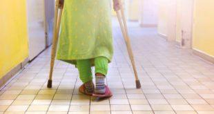 Травма бедра делает человека инвалидом