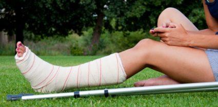Важно правильно вылечить травму