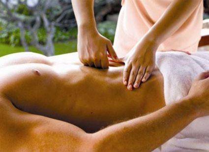 Висцелярный массаж живота
