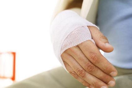 Травма руки - это не шутка