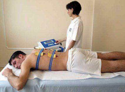 Магнитное воздействие благотворно влияет на больной орган