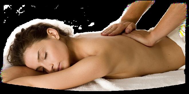 Правильно сделаный массаж снимает боль