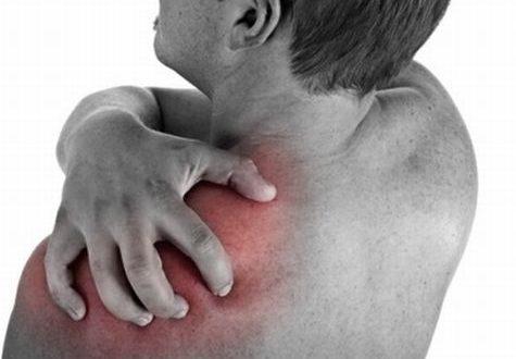 При падение на плече возможен перелом кости