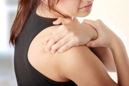 Уженщины боль в плечевом суставе