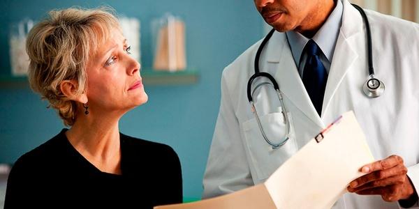 Только врач сможет поставить правильно диагноз