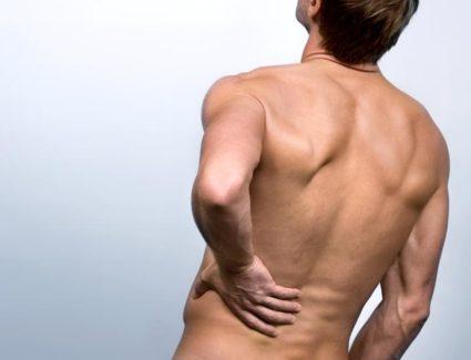 Потянул спину как лечить