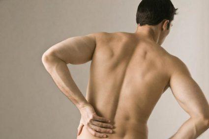 Боль в позвоночнике приносит неудобство