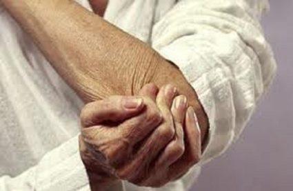 Болит локоть в старшем возрасте