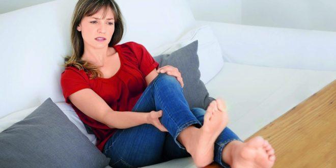 От чего лопаются вены на ногах