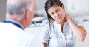 При болях в любой части тела необходимо обратиться к врачу