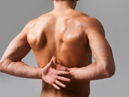 Сильные боли в грудном отделе позвоночника