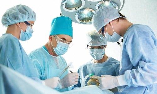 Серьезная операция