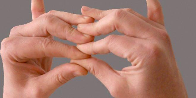 Тренировка пальцев
