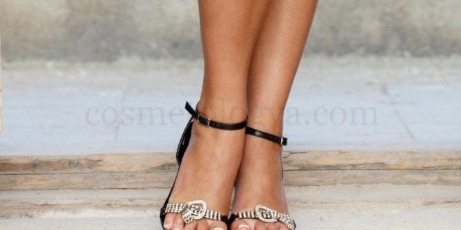 Красивые ноги требуют ухода