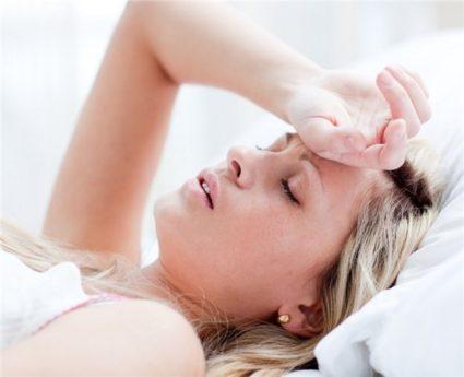 Противопоказания, головные боли