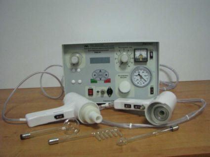 Аппарат дарсонвализации