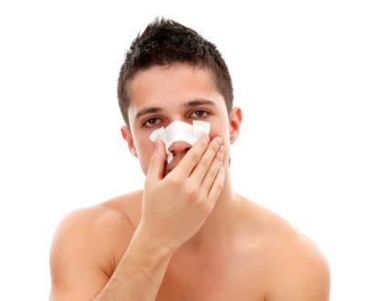 Лечение после перелома носа