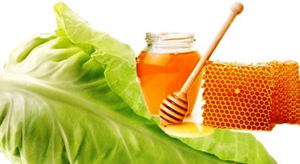 Капуста и мед