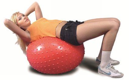 Мяч для похудения