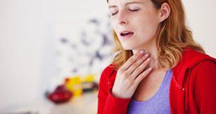 Боли в горле