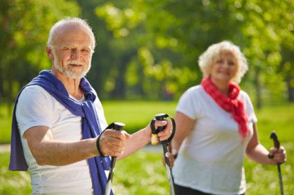 Лечебная ходьба дляпожилых людей
