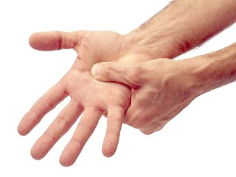 Флебит руки